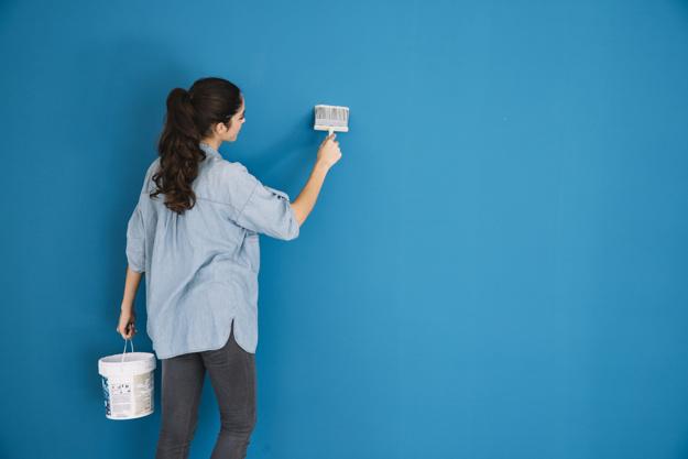 การเลือกสีทาบ้าน