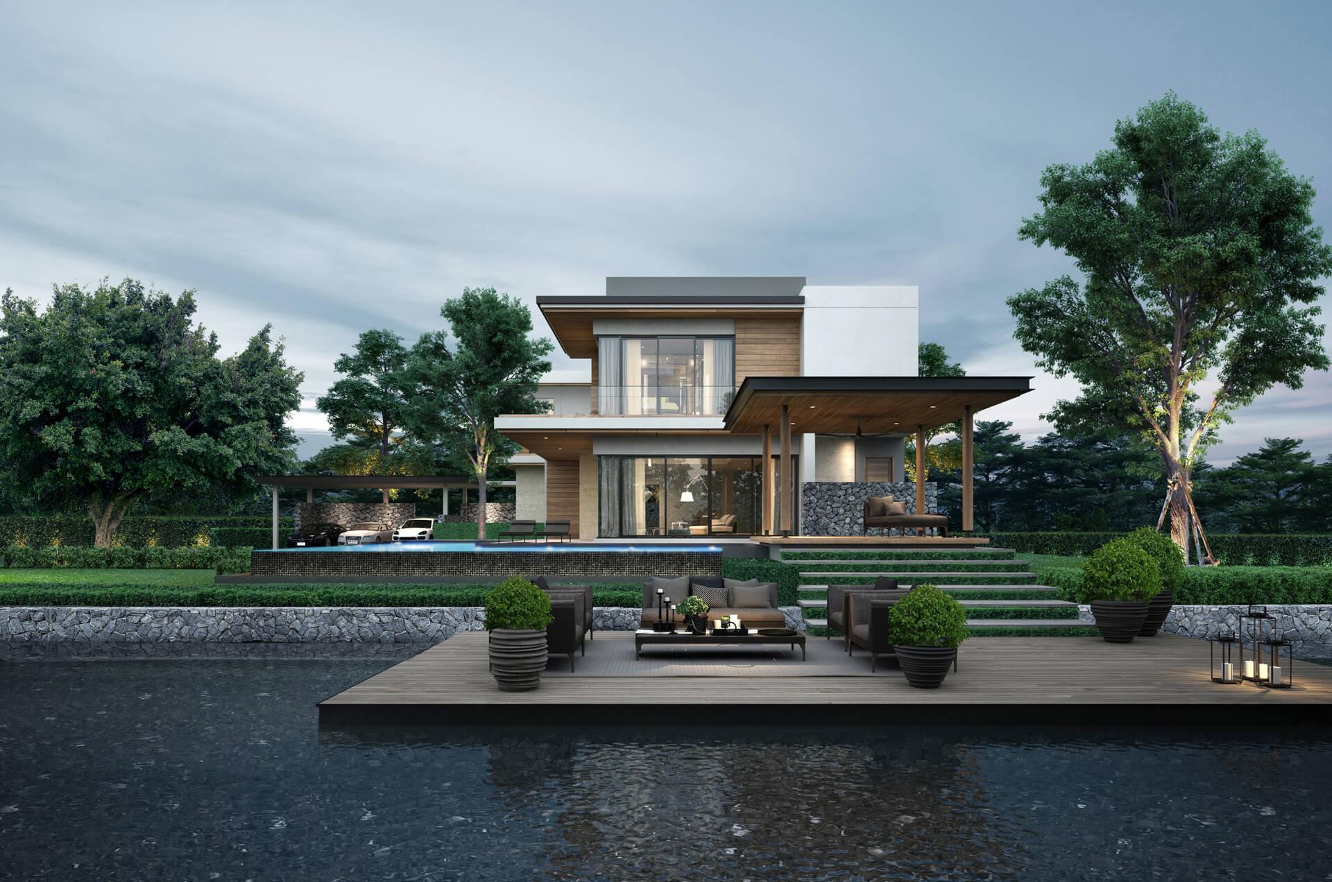 บริษัทรับสร้างบ้านที่ไหนดี